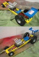 Dragster Racing