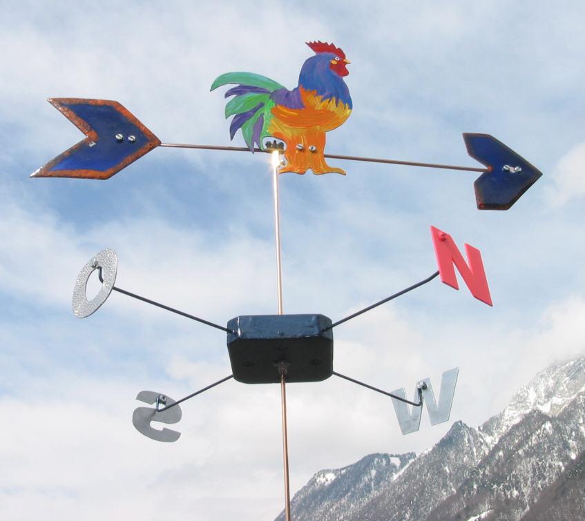 wir bauen einen windmesser den fliegenden robert. Black Bedroom Furniture Sets. Home Design Ideas